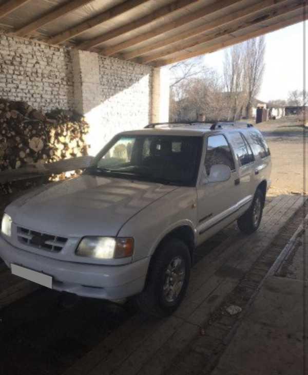 Chevrolet Blazer, 1998 год, 280 000 руб.