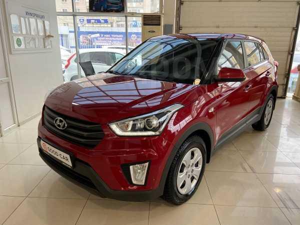 Hyundai Creta, 2017 год, 955 000 руб.