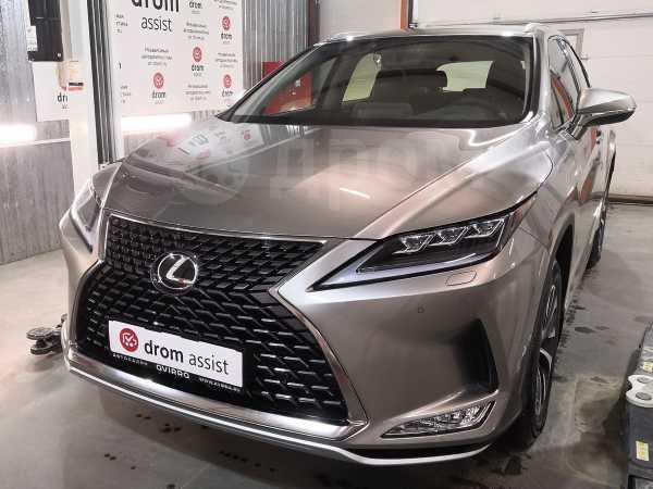 Lexus RX300, 2019 год, 3 876 000 руб.