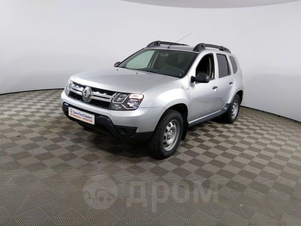 Renault Duster, 2015 год, 639 750 руб.