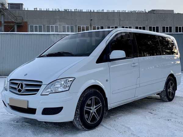 Mercedes-Benz Vito, 2011 год, 900 000 руб.