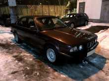 Москва BMW 5-Series 1989