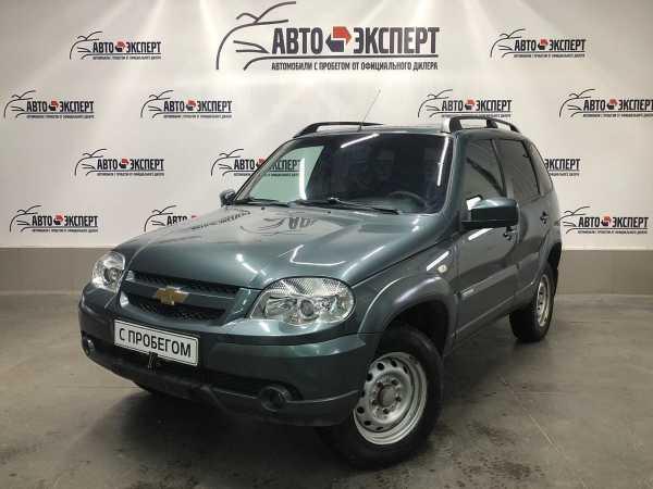 Chevrolet Niva, 2014 год, 379 000 руб.