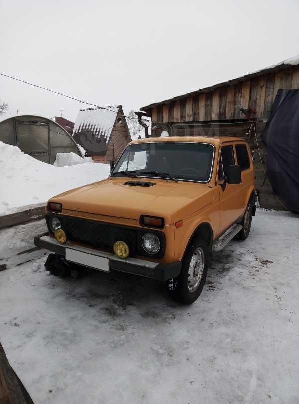 Лада 4x4 2121 Нива, 1984 год, 85 000 руб.