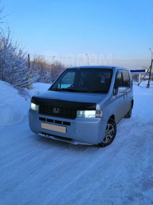 Honda Mobilio Spike, 2003 год, 260 000 руб.