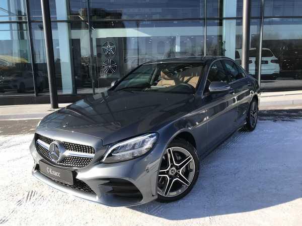 Mercedes-Benz C-Class, 2019 год, 3 649 800 руб.