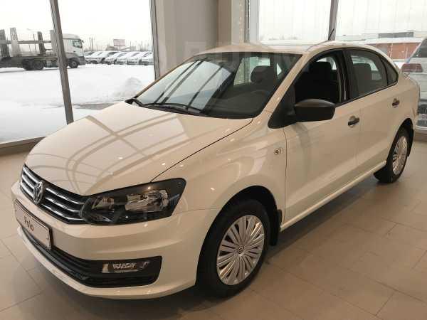 Volkswagen Polo, 2019 год, 861 392 руб.