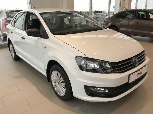 Volkswagen Polo, 2019 год, 894 392 руб.