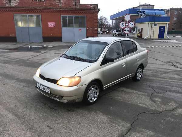 Toyota Echo, 2000 год, 105 000 руб.
