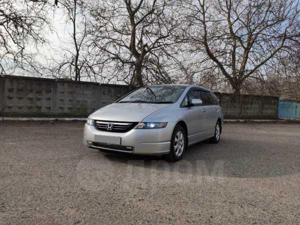 Honda Odyssey, 2003 год, 550 000 руб.