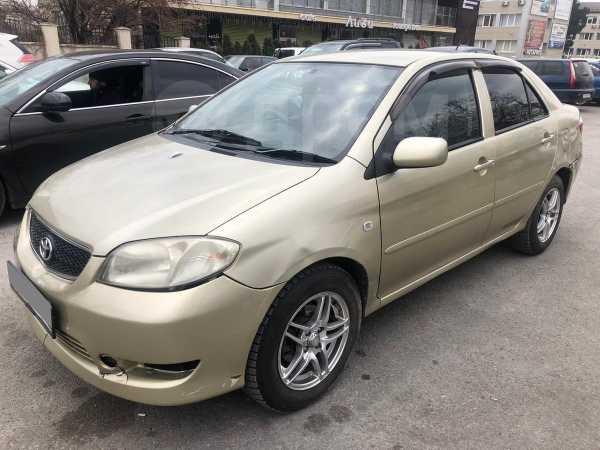 Toyota Vios, 2004 год, 250 000 руб.