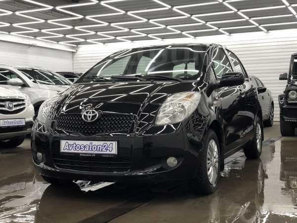 Toyota Yaris, 2007 год, 379 999 руб.
