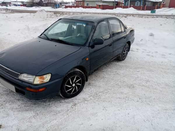 Toyota Corolla, 1993 год, 118 000 руб.