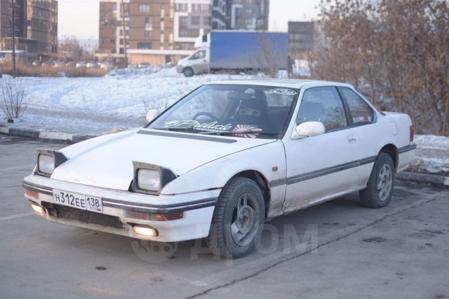 Honda Prelude, 1988 год, 100 000 руб.
