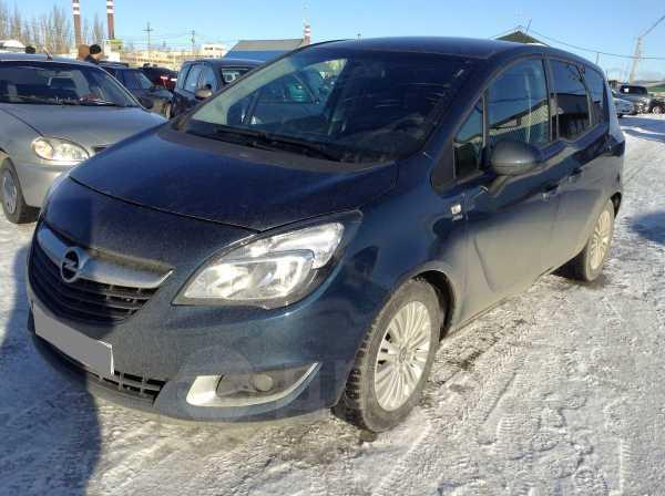 Opel Meriva, 2014 год, 480 000 руб.