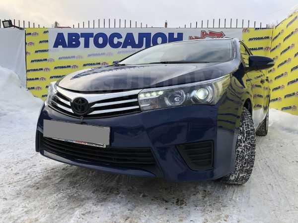 Toyota Corolla, 2014 год, 679 777 руб.