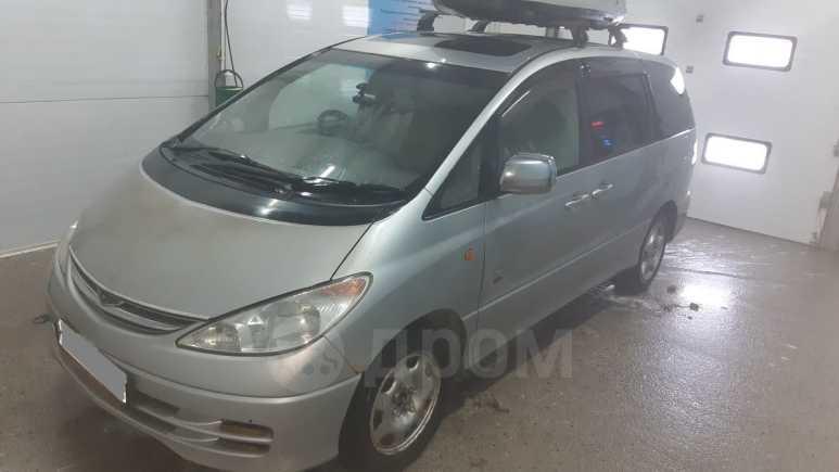 Toyota Estima, 2001 год, 260 000 руб.