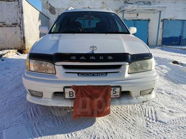 Toyota Sprinter Carib, 2000 год, 250 000 руб.