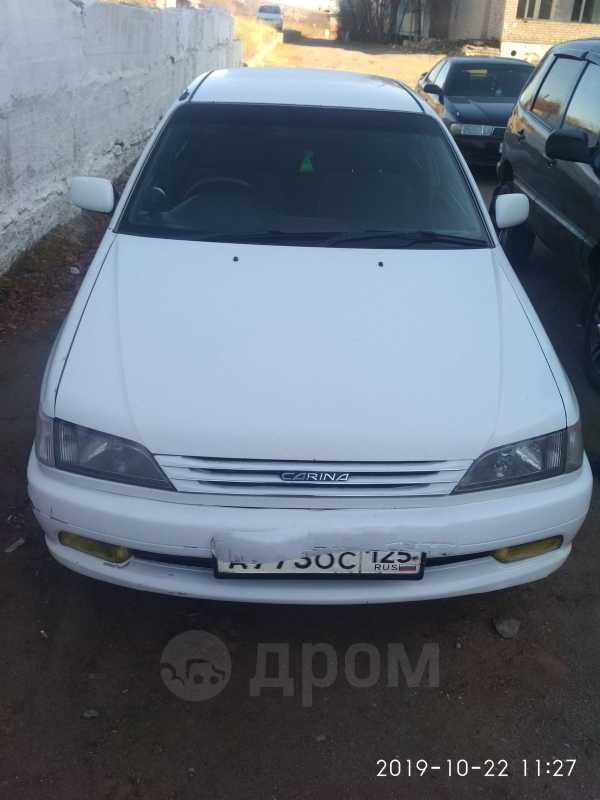 Toyota Carina, 1997 год, 120 000 руб.