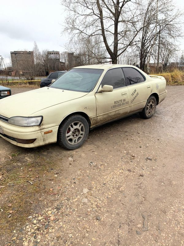 Toyota Camry Prominent, 1992 год, 80 000 руб.