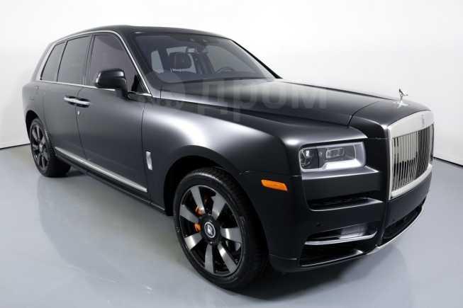 Rolls-Royce Cullinan, 2020 год, 31 500 000 руб.