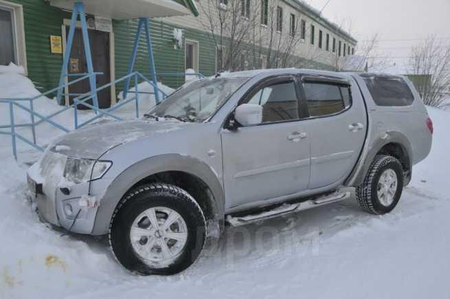 Mitsubishi L200, 2012 год, 1 000 000 руб.