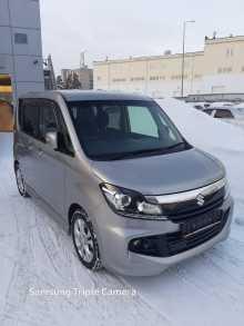 Екатеринбург Suzuki Solio 2014