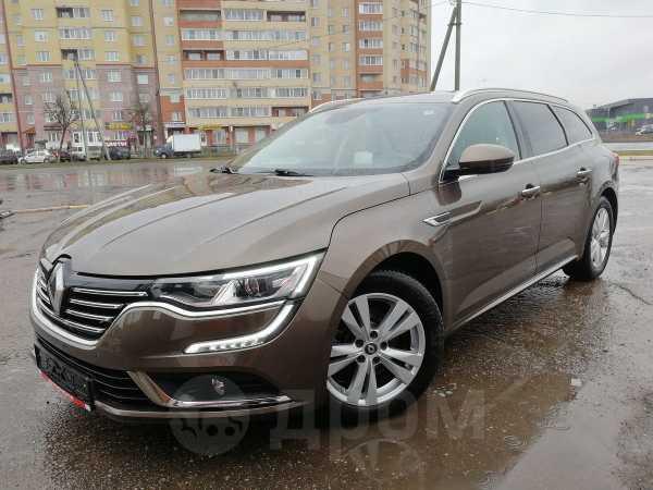 Renault Talisman, 2016 год, 1 072 000 руб.