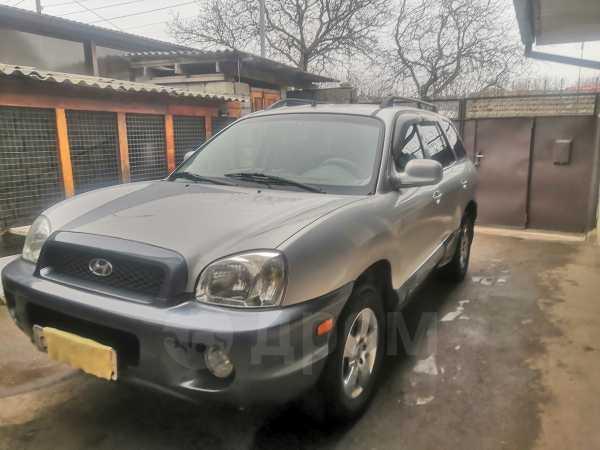 Hyundai Santa Fe, 2003 год, 390 000 руб.