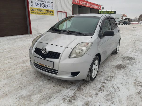 Toyota Yaris, 2008 год, 255 000 руб.