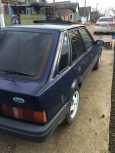 Ford Escort, 1987 год, 75 000 руб.