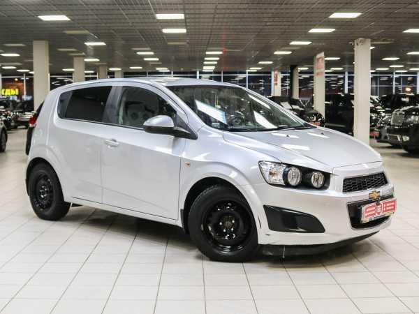Chevrolet Aveo, 2012 год, 424 900 руб.