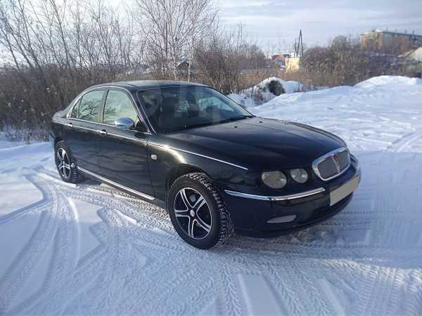 Rover 75, 1999 год, 207 000 руб.