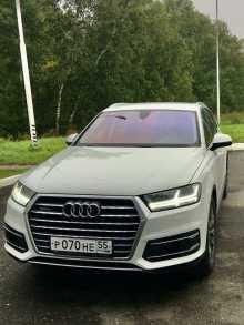 Омск Audi Q7 2016