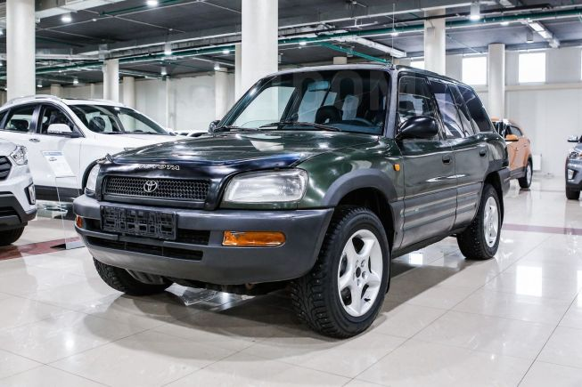 Toyota RAV4, 1997 год, 183 001 руб.