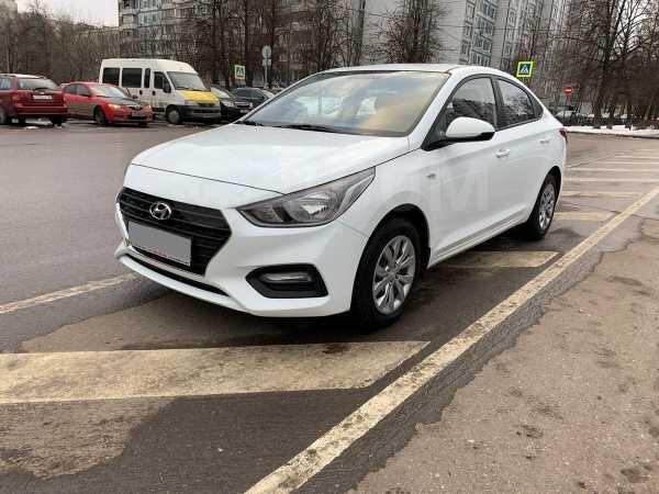 Hyundai Solaris, 2019 год, 798 000 руб.