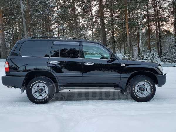 Toyota Land Cruiser, 2005 год, 1 850 000 руб.