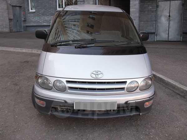 Toyota Estima Lucida, 1996 год, 205 000 руб.