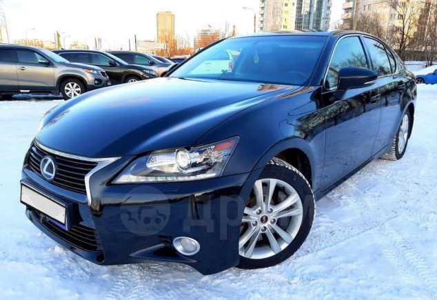 Lexus GS350, 2014 год, 1 590 000 руб.