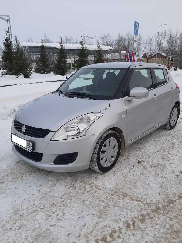 Suzuki Swift, 2011 год, 490 000 руб.
