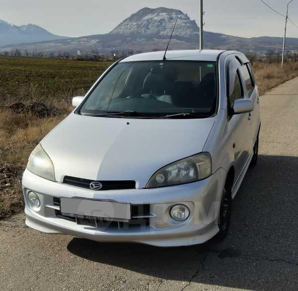 Daihatsu YRV, 2002 год, 185 000 руб.
