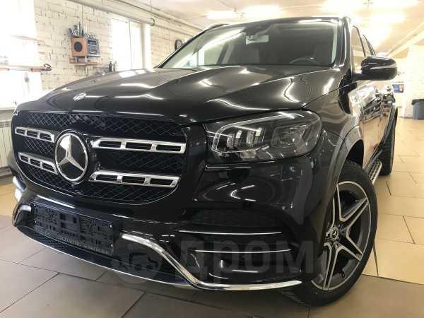 Mercedes-Benz GLS-Class, 2019 год, 6 900 000 руб.