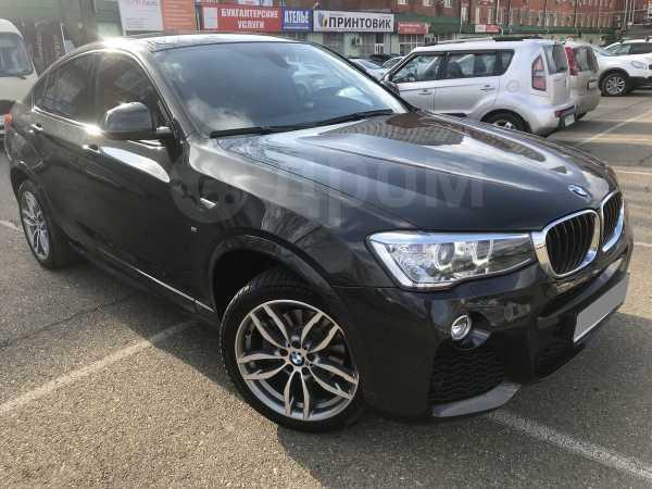 BMW X4, 2017 год, 2 650 000 руб.