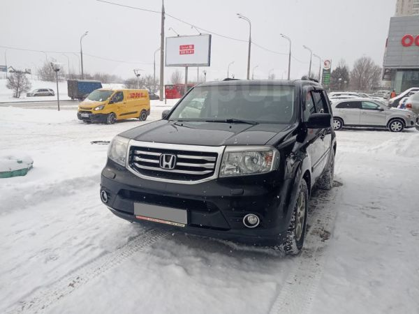 Honda Pilot, 2012 год, 1 145 000 руб.