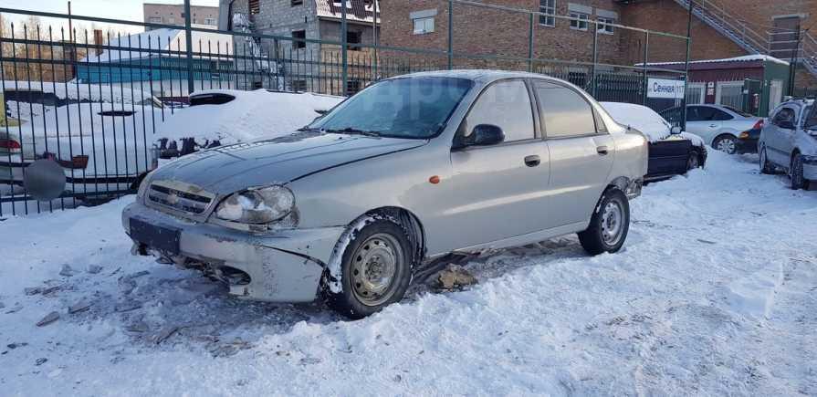 Chevrolet Lanos, 2007 год, 56 000 руб.