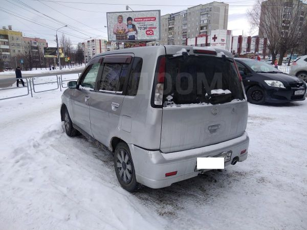 Nissan Cube, 1998 год, 65 000 руб.