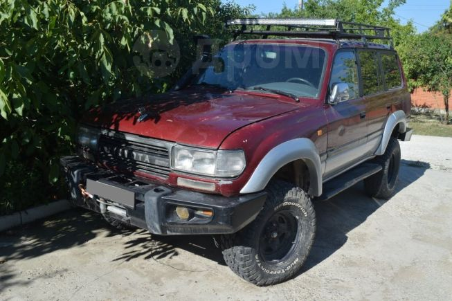 Toyota Land Cruiser, 1994 год, 400 000 руб.