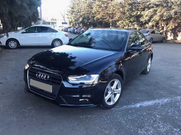 Audi A4, 2013 год, 915 000 руб.