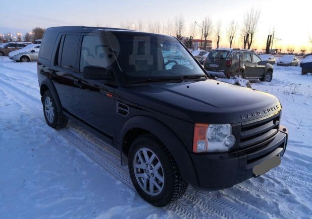 Land Rover Discovery, 2008 год, 590 000 руб.