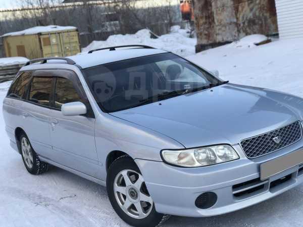 Nissan Avenir, 2001 год, 180 000 руб.